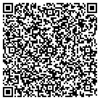 QR-код с контактной информацией организации АВТОСЕРВИС, МОЙКА