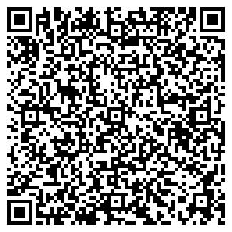 QR-код с контактной информацией организации B&M