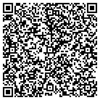 QR-код с контактной информацией организации БЮРО ИНДИВИДУАЛЬНЫХ ПУТЕШЕСТВИЙ
