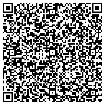 QR-код с контактной информацией организации 1-Й ГОРОДСКОЙ ОТДЕЛ ПОЛИЦИИ