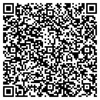 QR-код с контактной информацией организации MEGAPOLIS