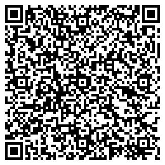 QR-код с контактной информацией организации ЕВРОТУР