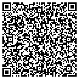 QR-код с контактной информацией организации OOO АНГЕЛИНА
