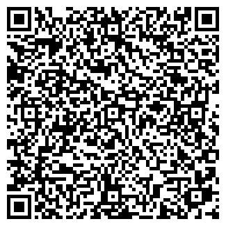 QR-код с контактной информацией организации PROJECT