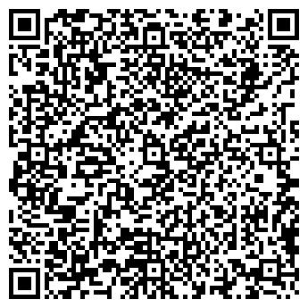 QR-код с контактной информацией организации Факультет сервиса