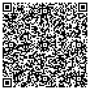 QR-код с контактной информацией организации АЛЁНУШКА, ДЕТСКИЙ САД № 55