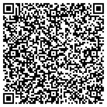 QR-код с контактной информацией организации МАЛЫШ, ДЕТСКИЙ САД № 5