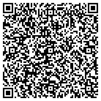 QR-код с контактной информацией организации 1-й спецполк ДПС