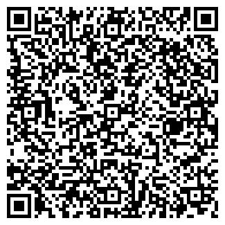QR-код с контактной информацией организации IREX