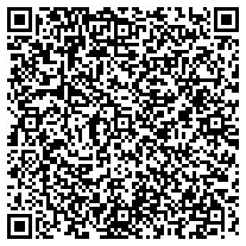 QR-код с контактной информацией организации ЛАДОГА-АВИА