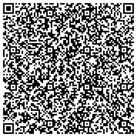 QR-код с контактной информацией организации ФГУ Управление Федеральной службы государственной регистрации, кадастра и картографии по Московской области