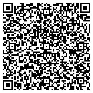 QR-код с контактной информацией организации НОВОСЁЛ
