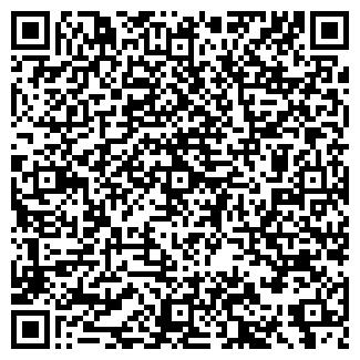 QR-код с контактной информацией организации Участок Борец