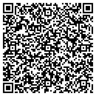 QR-код с контактной информацией организации Участок Никоновское