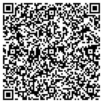 QR-код с контактной информацией организации Отдел координации сети