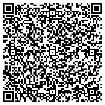 QR-код с контактной информацией организации Первое хирургическое отделение