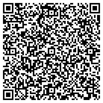 QR-код с контактной информацией организации Дополнительный офис № 2580/058
