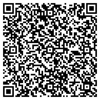 QR-код с контактной информацией организации АСВЕТ