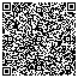 QR-код с контактной информацией организации МИРАТРЭВЭЛ