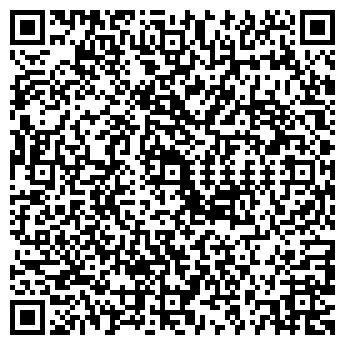 QR-код с контактной информацией организации АКАДЕМИЯ-СЕРВИС