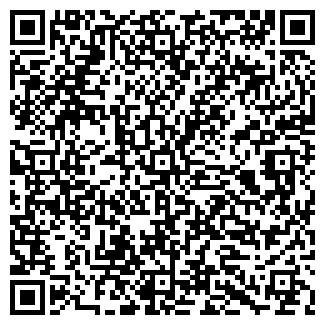 QR-код с контактной информацией организации УЛЬЯНИНСКАЯ ШКОЛА