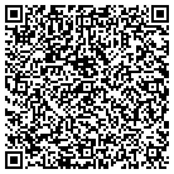 QR-код с контактной информацией организации ХРИПАНСКАЯ ШКОЛА