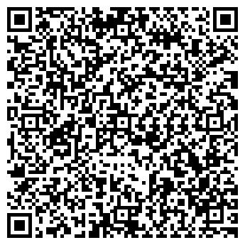QR-код с контактной информацией организации РЭУ № 1 - САДОВЫЙ УК