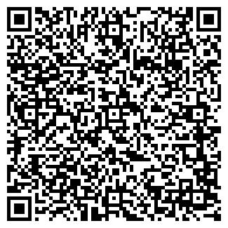QR-код с контактной информацией организации КРАСА-КЛУБ