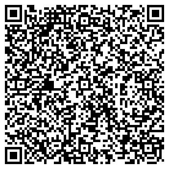 QR-код с контактной информацией организации АНГЕЛ, ООО