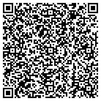 QR-код с контактной информацией организации СТУДИЯ СВЕТЛАНЫ СЕРЕДОЙ