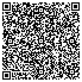 QR-код с контактной информацией организации ИВУШКА, ДЕТСКИЙ САД № 4