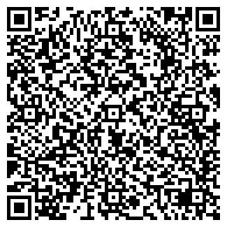 QR-код с контактной информацией организации COMEDY CAFE