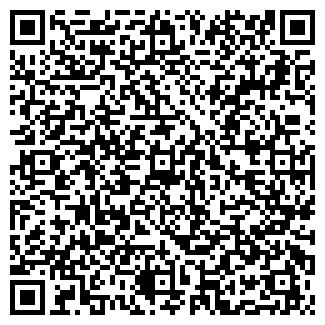QR-код с контактной информацией организации ОТКРЫТИЕ БАНК