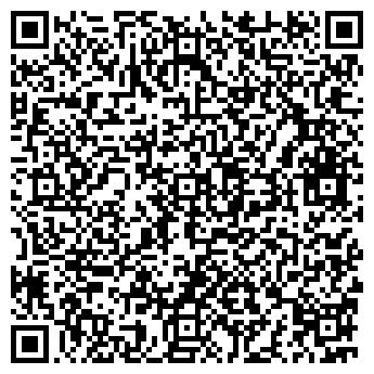 QR-код с контактной информацией организации ПЛАНЕТА ЦВЕТОВ