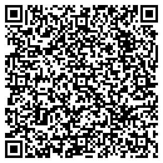 QR-код с контактной информацией организации Тучковский участок