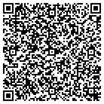 QR-код с контактной информацией организации Межмуниципального сотрудничества