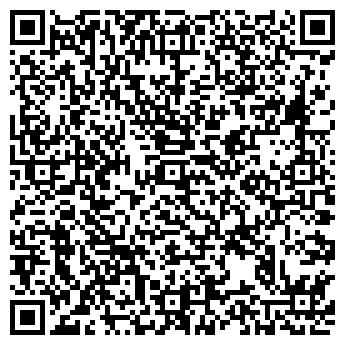 QR-код с контактной информацией организации ЮРИЙ ФИРМА, ООО