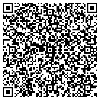 QR-код с контактной информацией организации ВОЕННЫЙ КОМИССАРИАТ МО