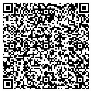 QR-код с контактной информацией организации ЛЕДИ М