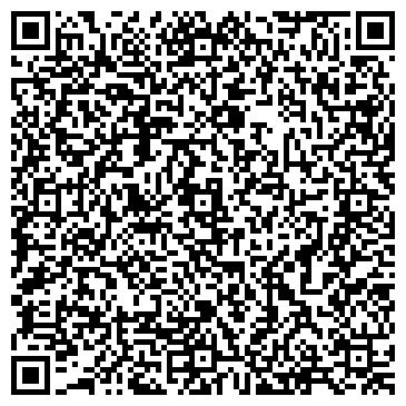 QR-код с контактной информацией организации Поликлиника