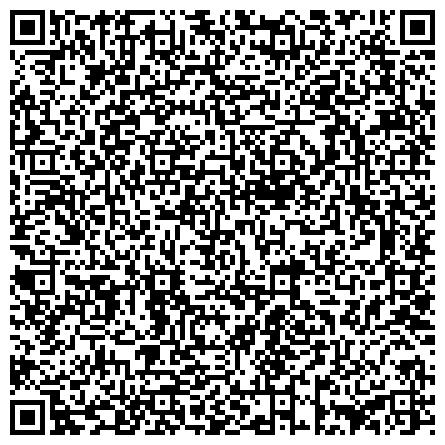 QR-код с контактной информацией организации Имущественный отдел