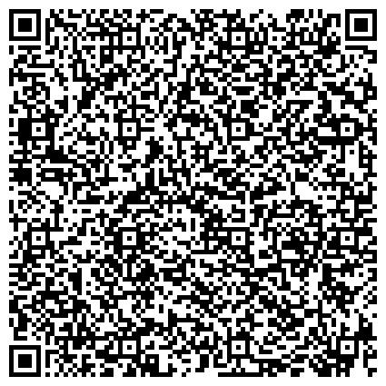QR-код с контактной информацией организации По работе с поселениями, федеральными структурами и общественными организациями