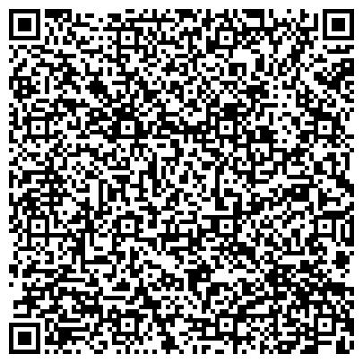 """QR-код с контактной информацией организации Салон красоты """"Ванильное небо"""""""