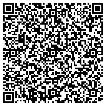 QR-код с контактной информацией организации БЬЮТИ КОД