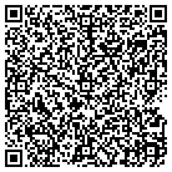 QR-код с контактной информацией организации ШАБУРНОВСКАЯ ШКОЛА