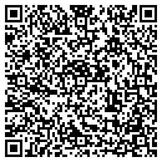 QR-код с контактной информацией организации ШЕФ БАР