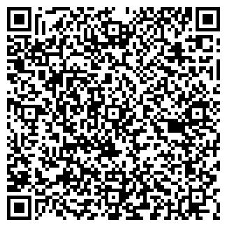 QR-код с контактной информацией организации РОДНИКИ