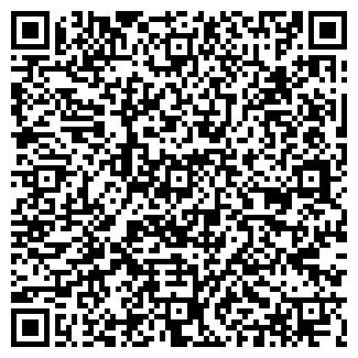 QR-код с контактной информацией организации ЗАО ДЕМИУРГ