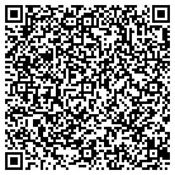 QR-код с контактной информацией организации ЗАГОРСКИЕ ДАЛИ