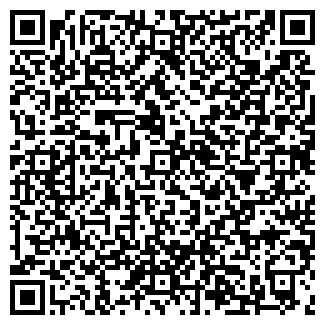 QR-код с контактной информацией организации ОКНА ВИКО